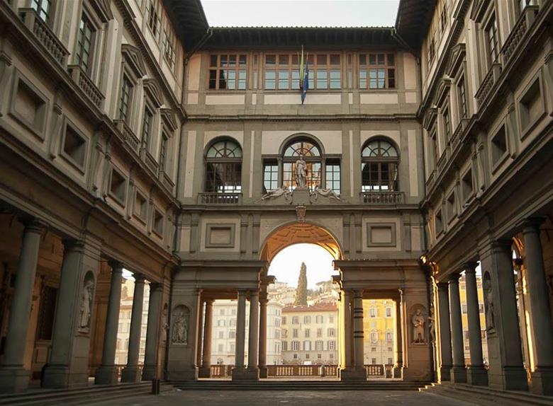 Beautiful Florence: Accademia Gallery & Uffizi Tour