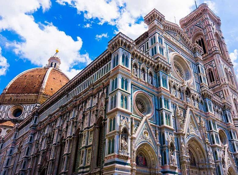 Vip Duomo Tour & Secret Terraces with Skip the Line Tickets from Florence