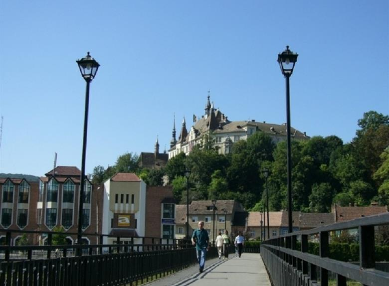 Viscri & Sighisoara: Full Day Private Tour from Brasov