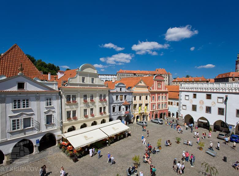 Visit the Historical City of Cesky Krumlov