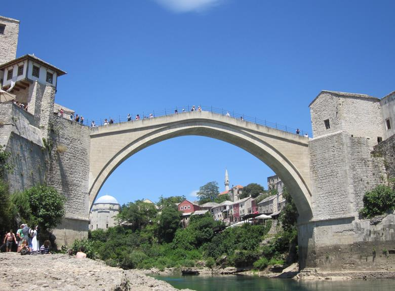 Visit Mostar and Medjugorje from Split and Trogir