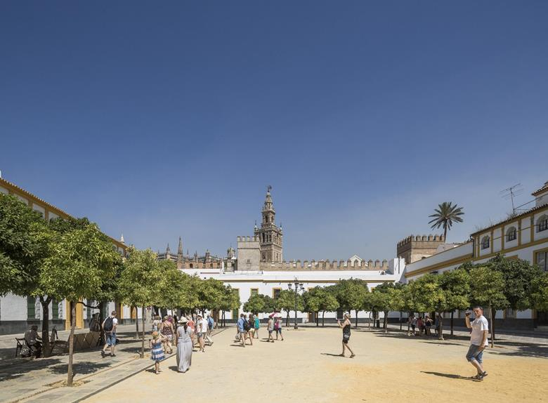 Walking Tour of Seville