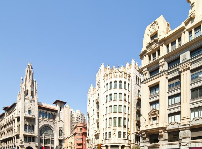 Barcelona Highlights - Half Day Tour