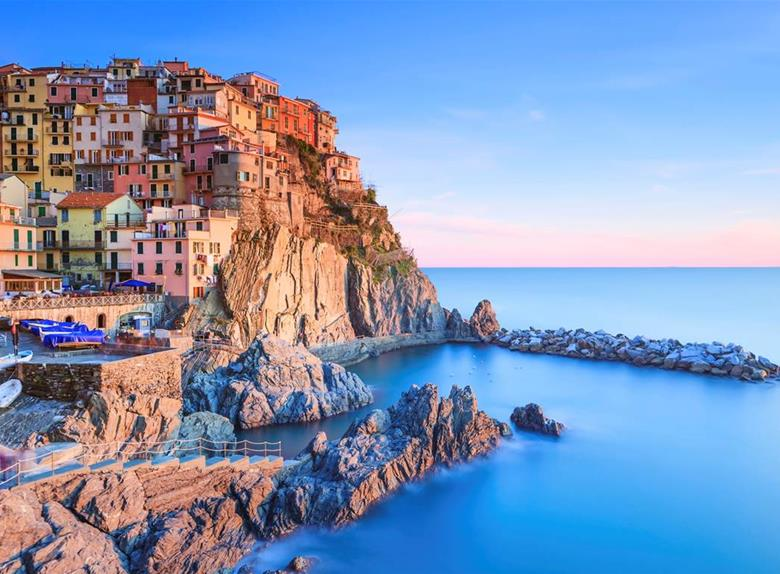 Cinque Terre National Park: Full Day Tour from Florence