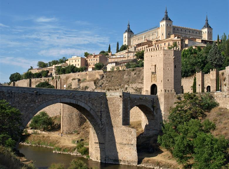 Toledo Half Day Tour+ Madrid Hightlights