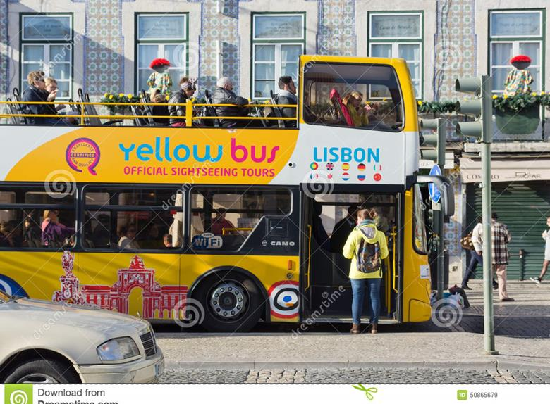 3-in-1 Lisbon Hop-On Hop-Off Bus Tour: Tagus, Olisipo & Belém (48h)