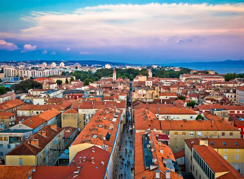 Explore Zadar on a Guided Walking Tour