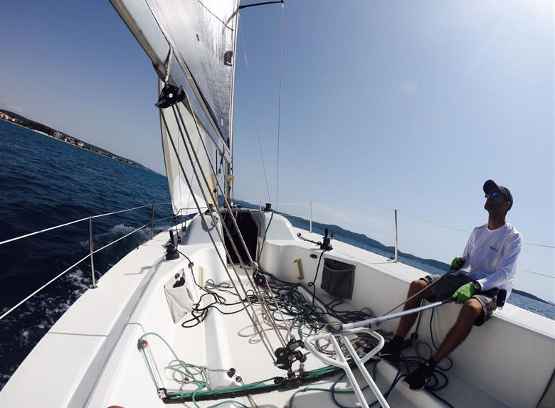 Full Day Regatta Sailing Around Zadar Archipelago from Bibinje
