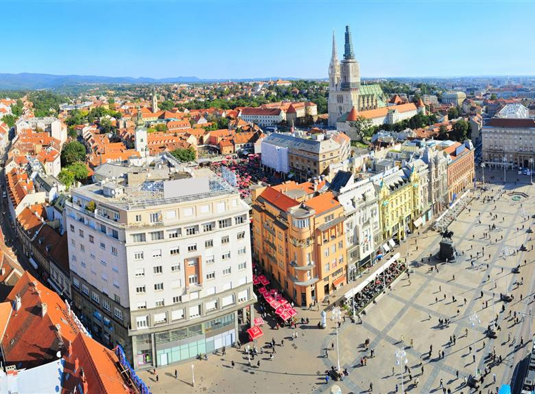 Walk through the history of Zagreb on a Walking Tour