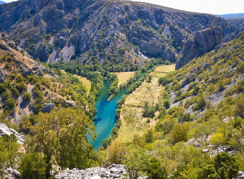 Exciting Rafting & Kayaking on River Zrmanja from Zadar