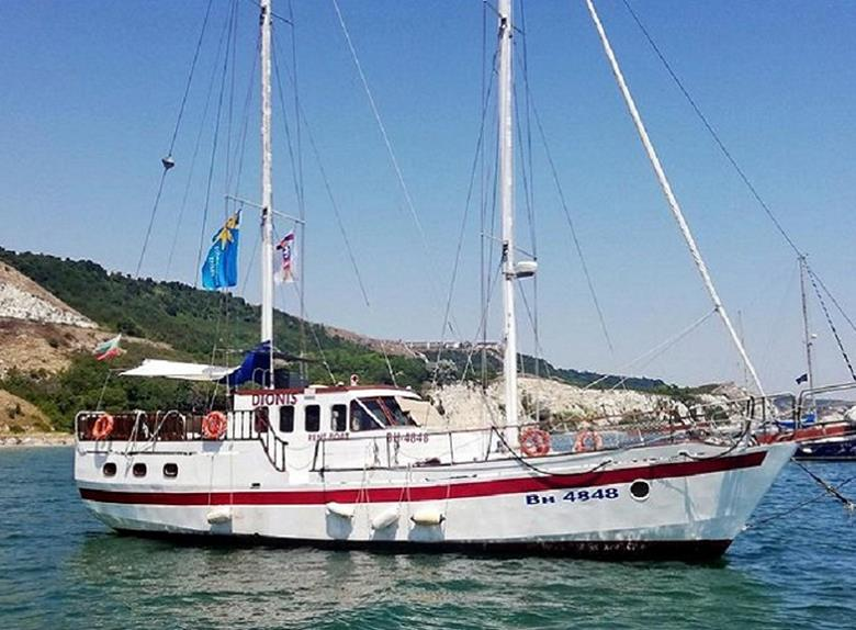 Enjoy on the Boat Tour from Balchik
