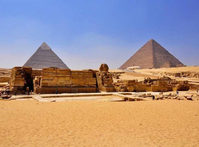 Visit Cairo from Hurghada Full Day Tour by Bus