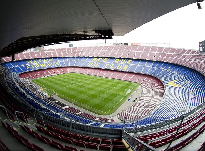 Download Fc Barcelona Stadium Pictures