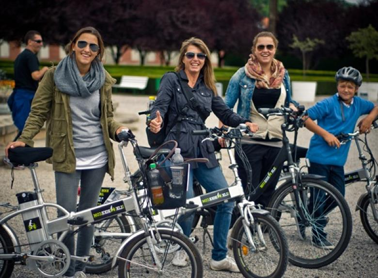 Budapest Sightseeing on E-bike Tour
