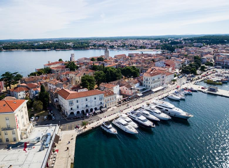 Full Day Tour to Istra from Umag, Rovinj, Poreč and Pula - Istrian Classics