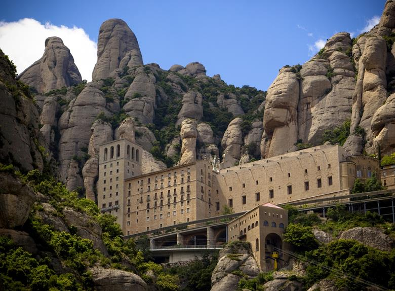 The Montserrat Half Day Tour from Barcelona