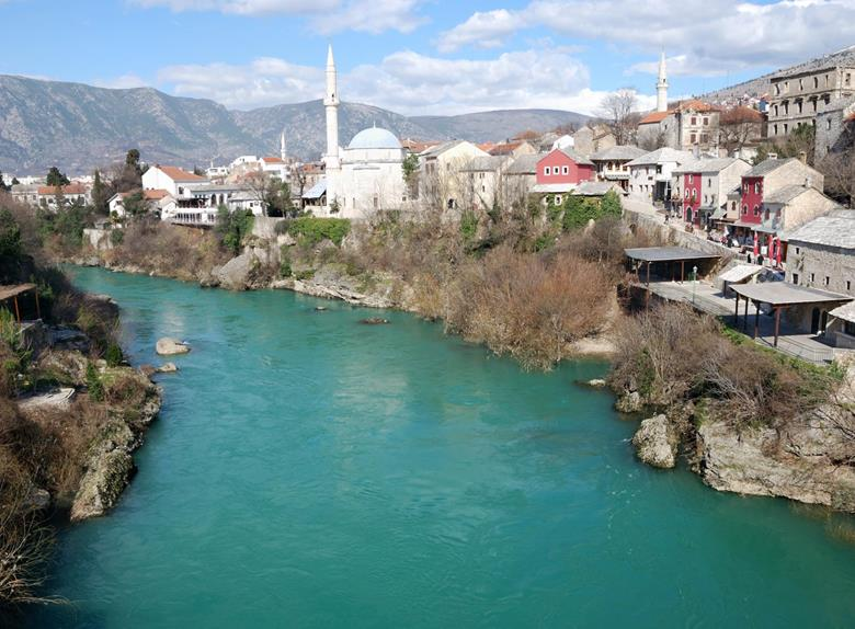 Excursion to Mostar from Dubrovnik