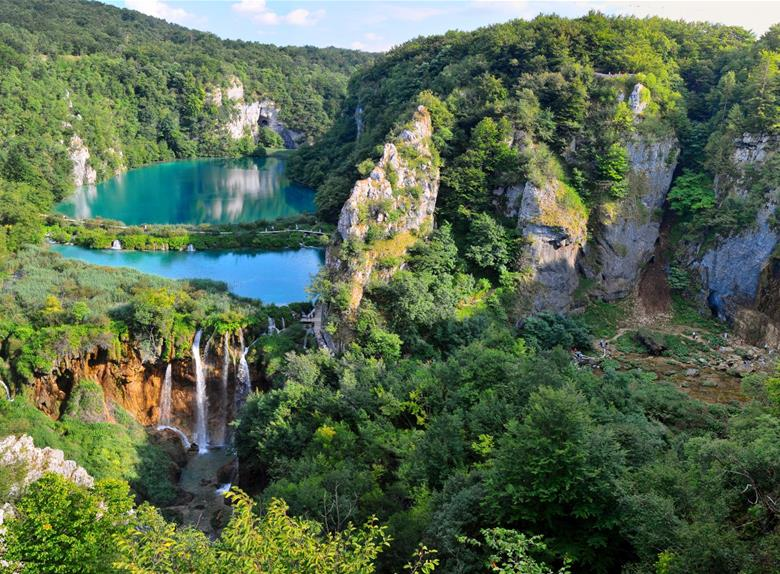 NP Plitvice Lakes Small Group Tour from Split