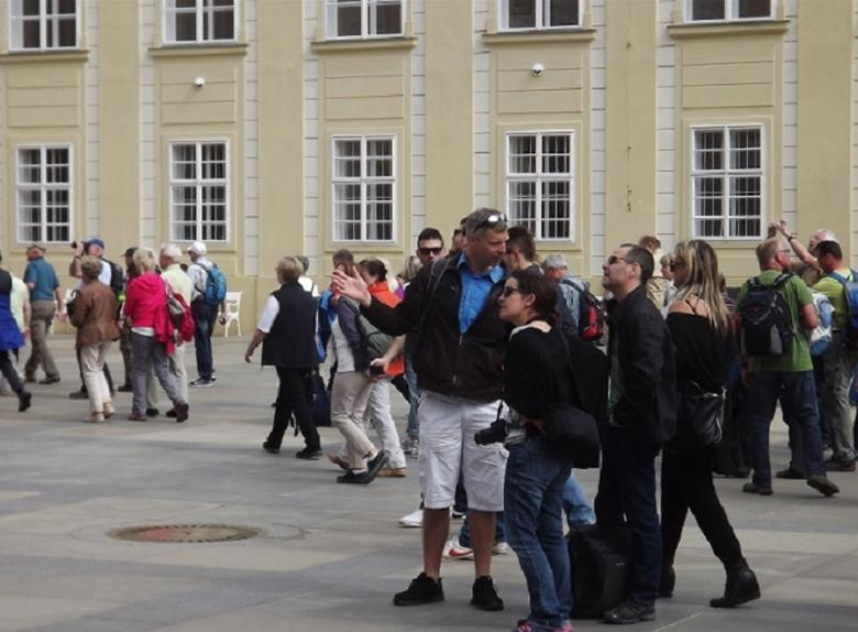 Prague Castle: 2.5-hour Tour Including Admission Ticket