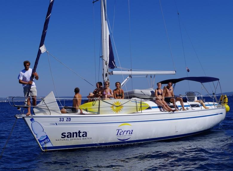 Half Day Sailing Trip in Zadar Canal