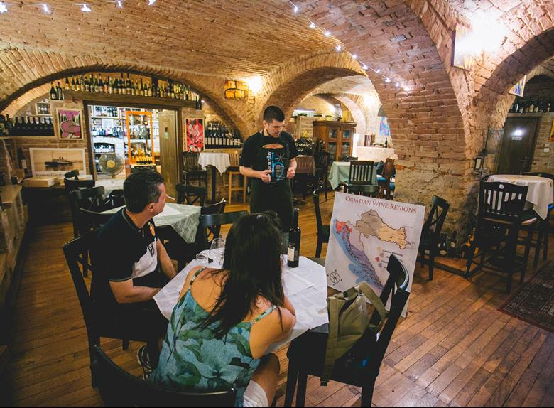 Wine Tasting Tour of Croatia in Zagreb